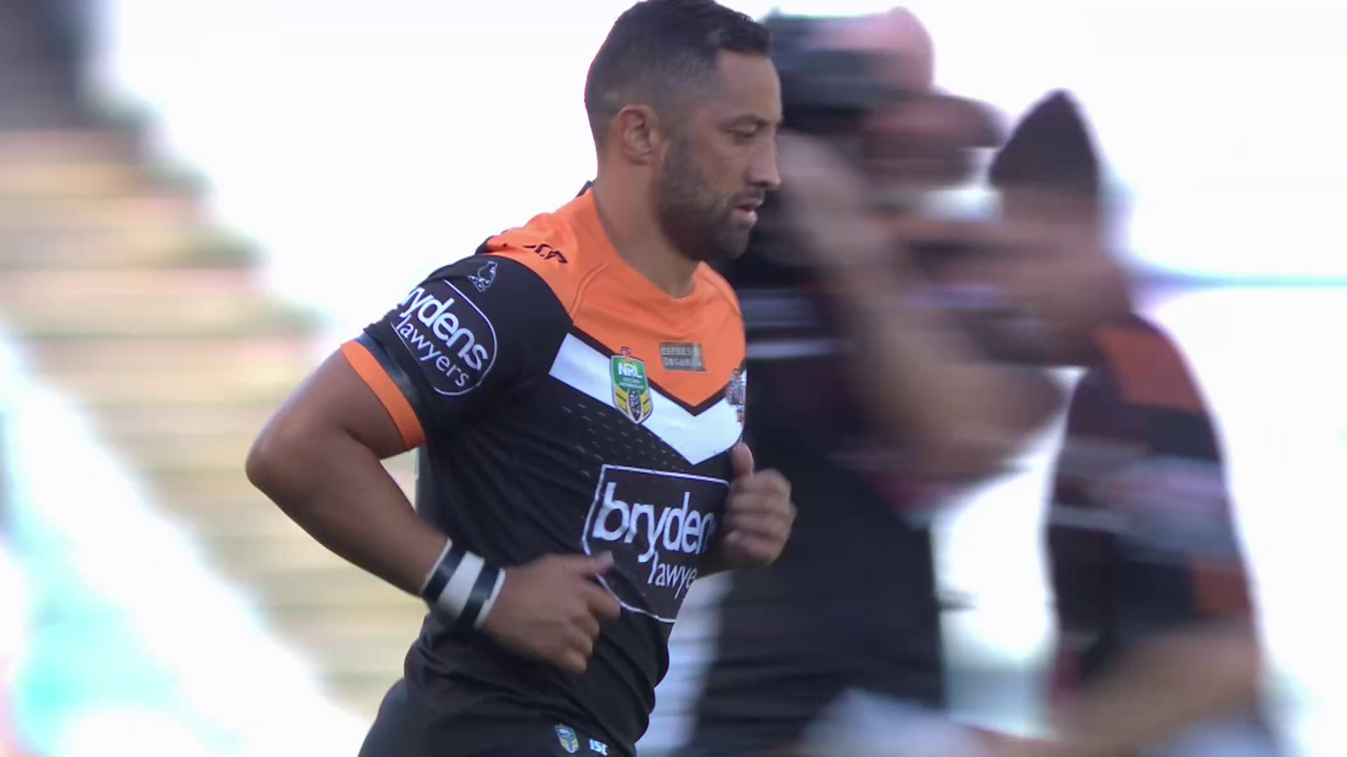 Extended highlights: Tigers v Roosters