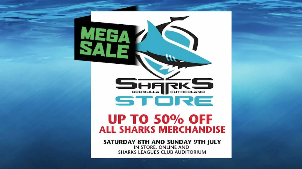 5e25e0bc425 Sharks Store Mega Sale! - Sharks