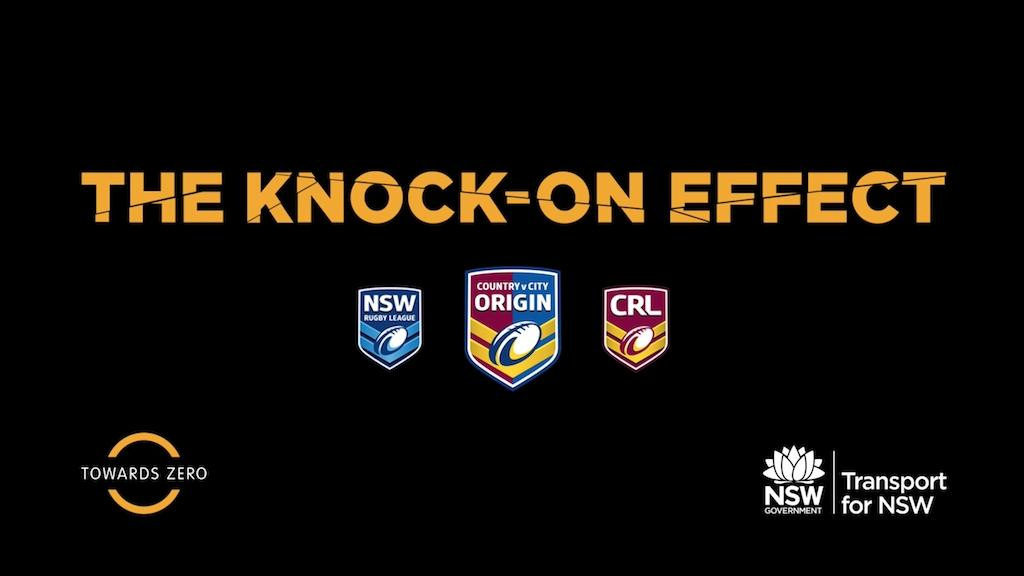 KNOCK ON EFFECT - NSWRL