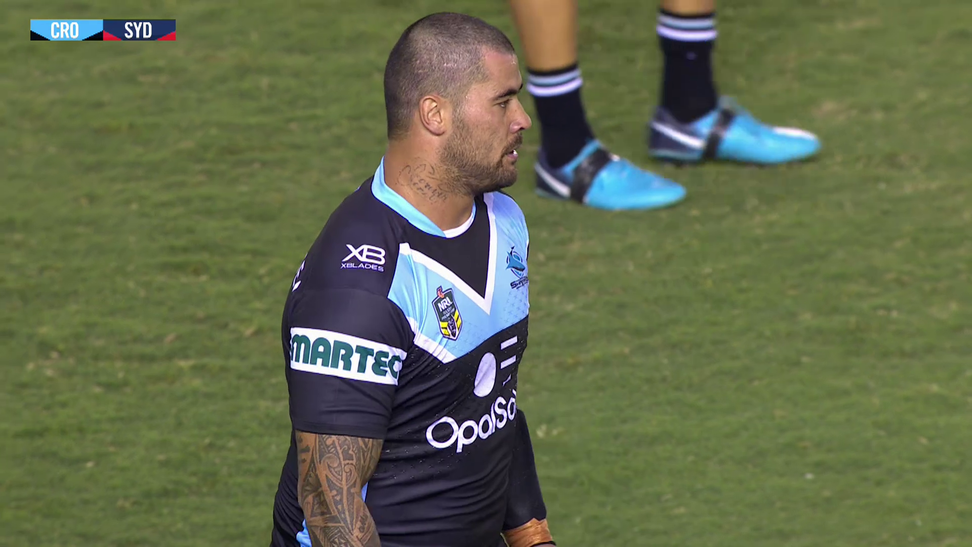 Full Match Replay: Sharks v Roosters - Round 5, 2018