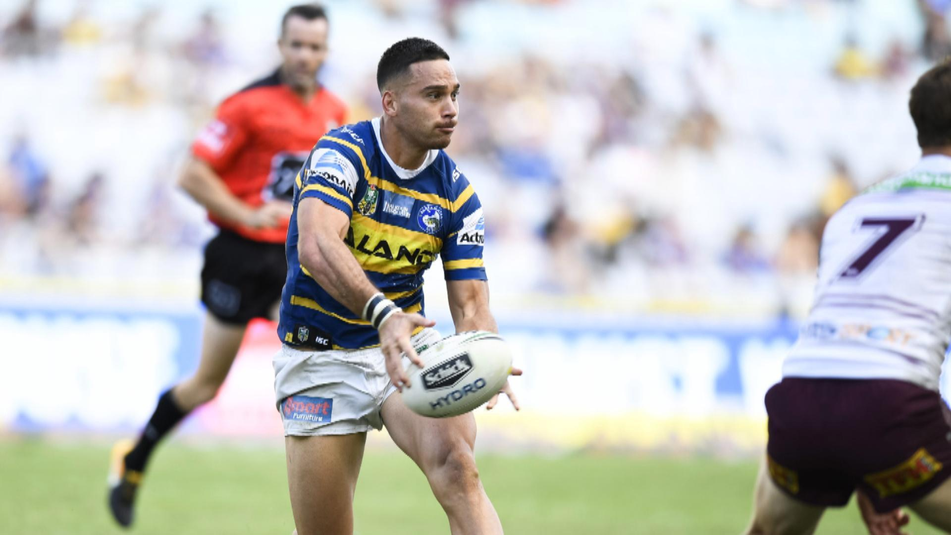 Extended highlights: Eels v Sea Eagles - Round 7, 2018