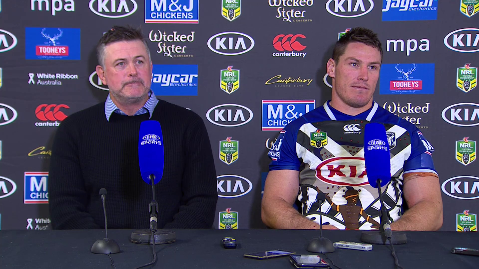 Bulldogs press conference - Round 10