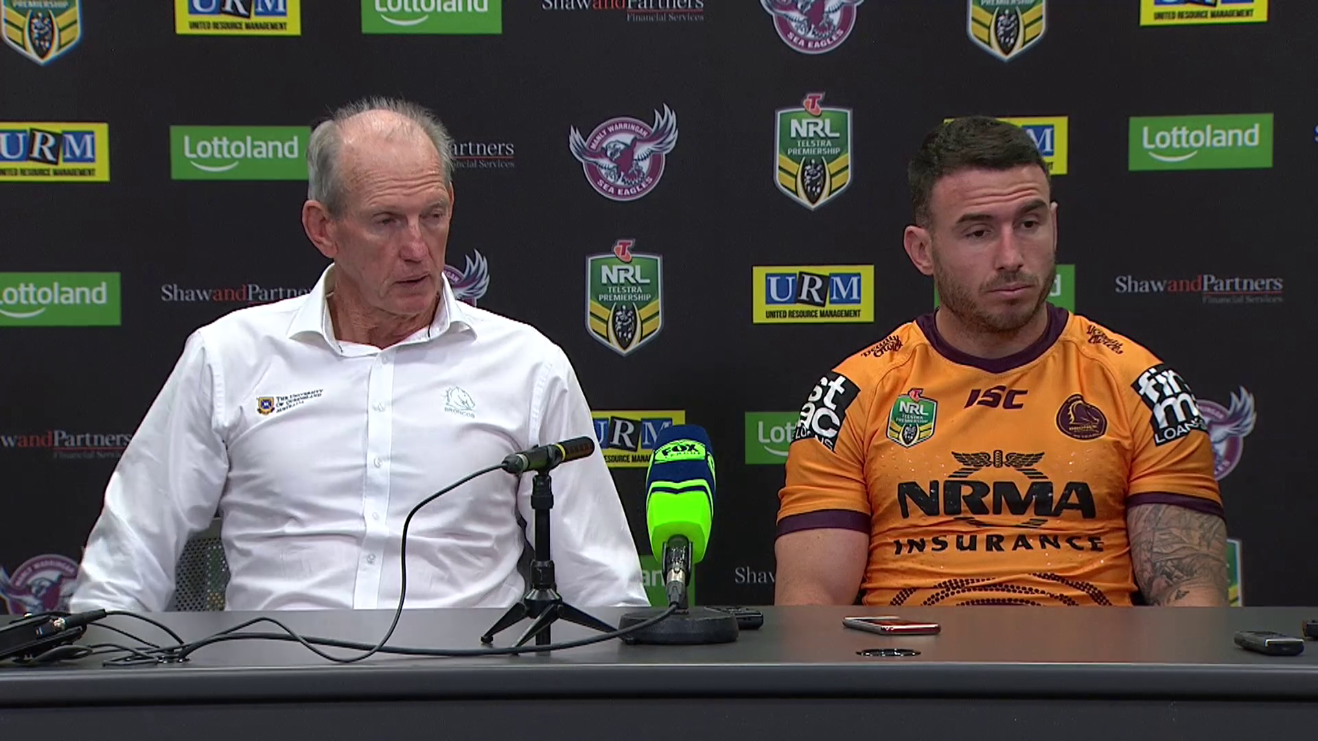 Broncos press conference – Round 10