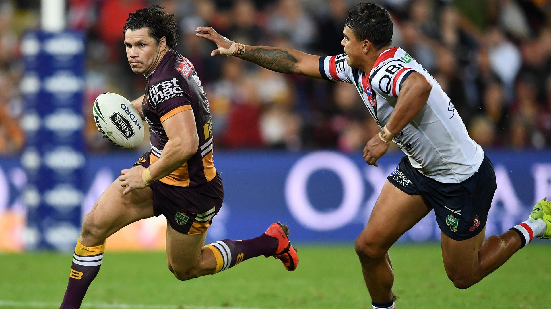 Image result for broncos v roosters