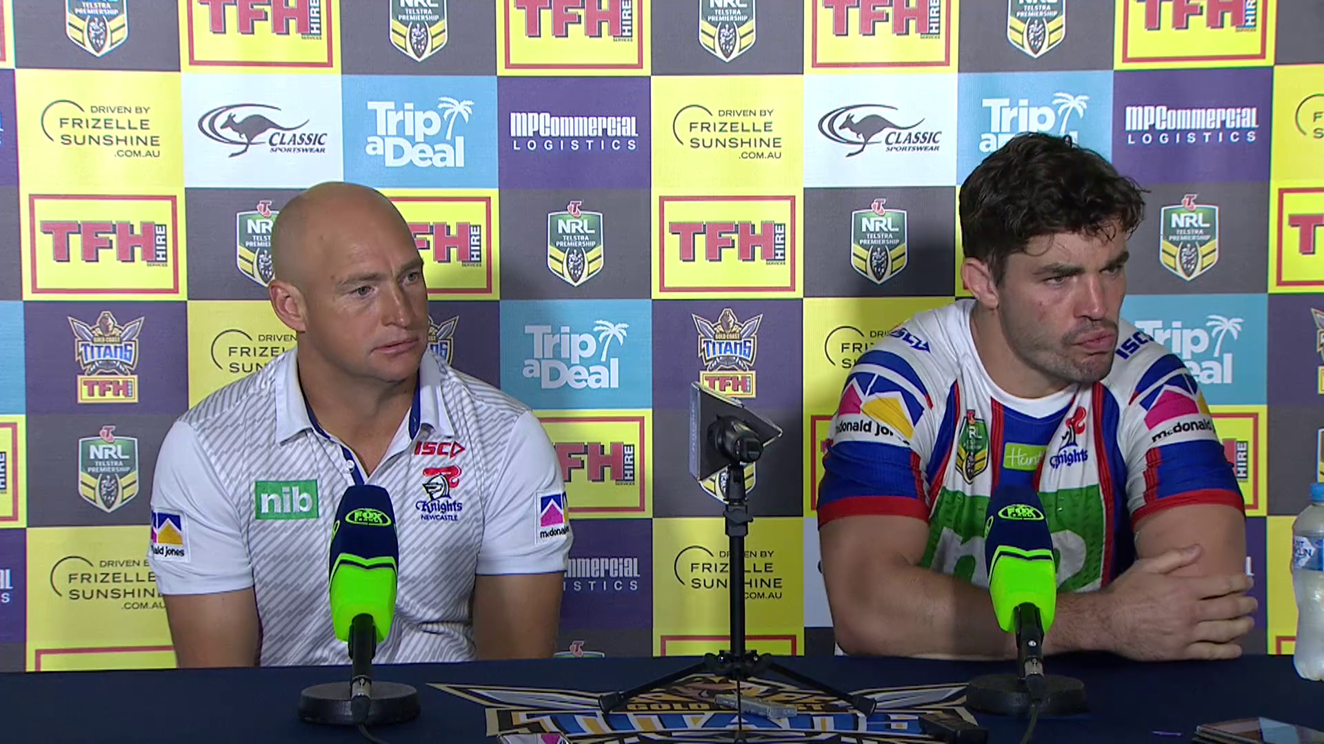 Knights press conference – Round 11