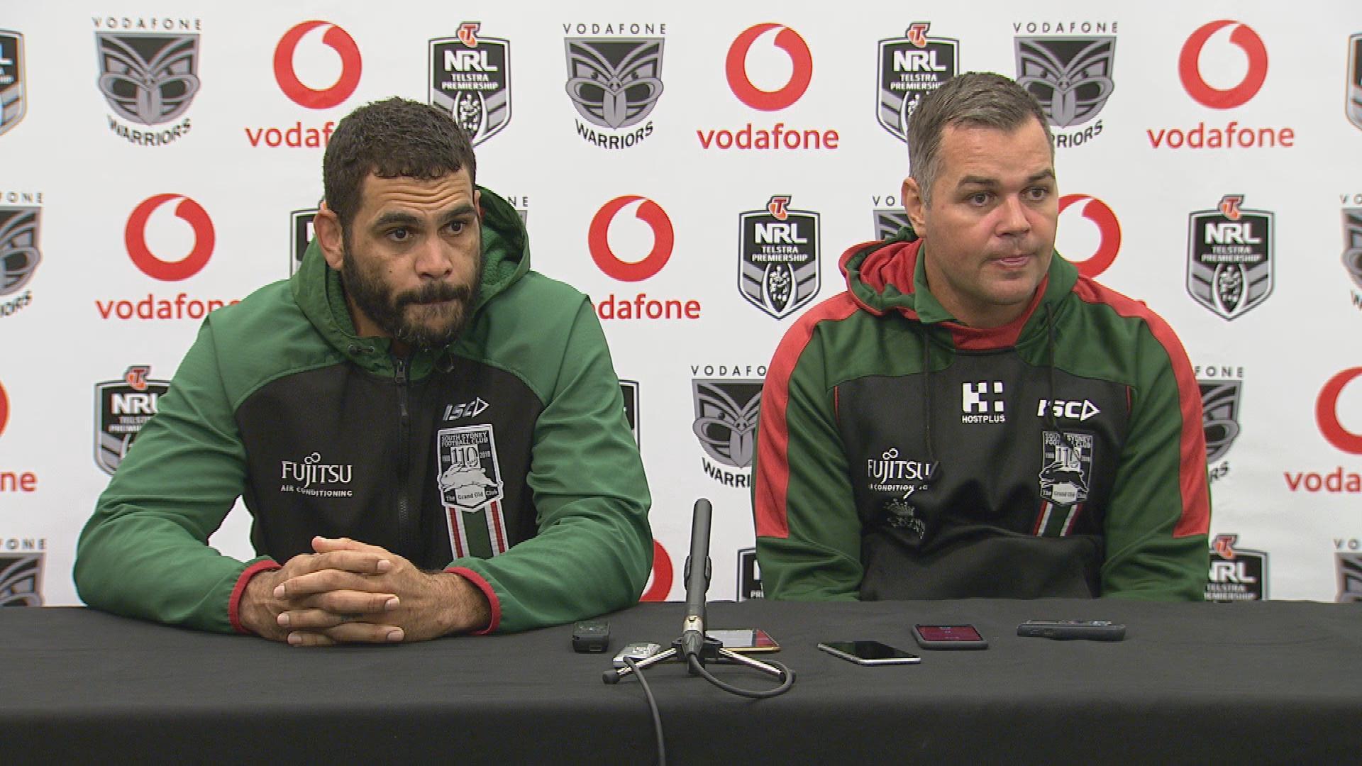 Rabbitohs press conference - Round 12