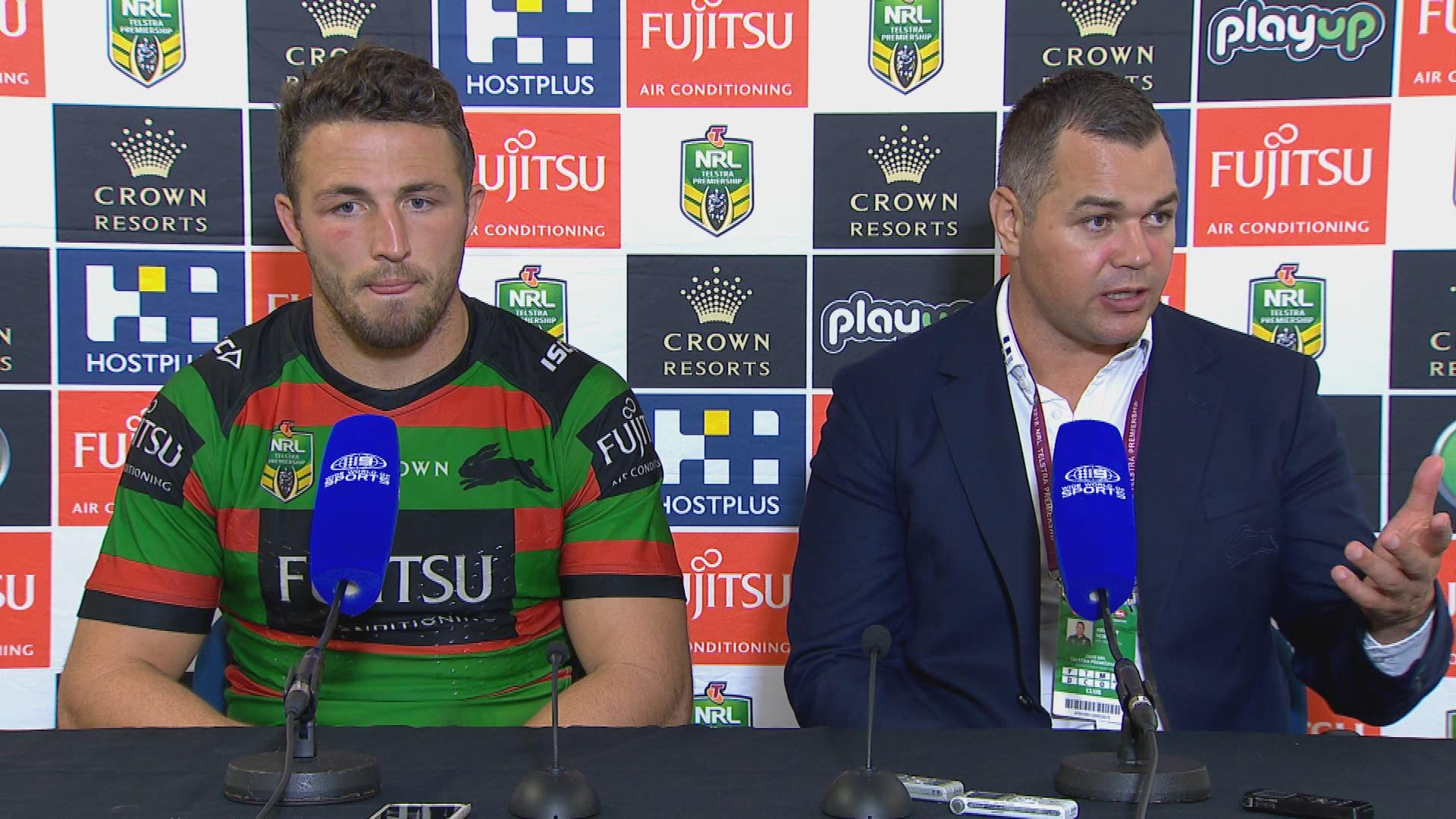 Rabbitohs press conference - Round 13
