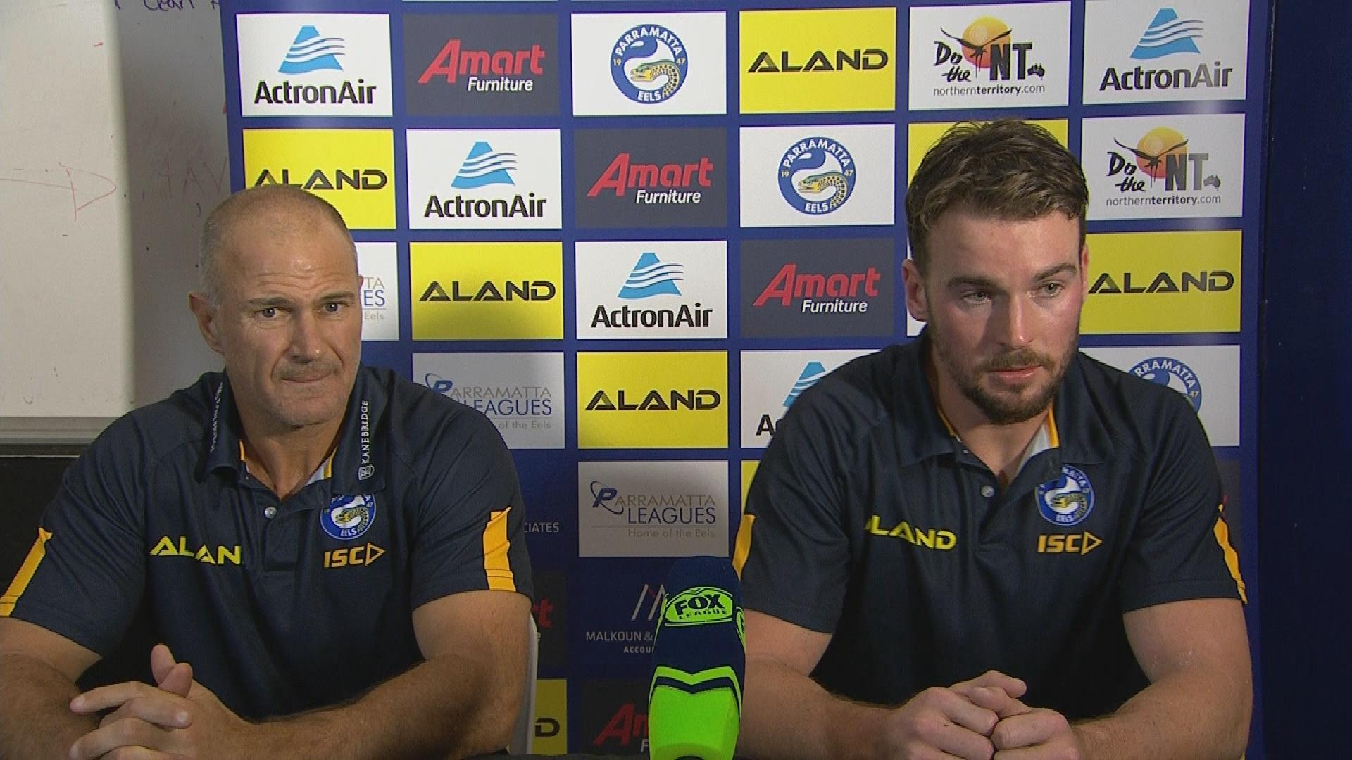Eels press conference - Round 14