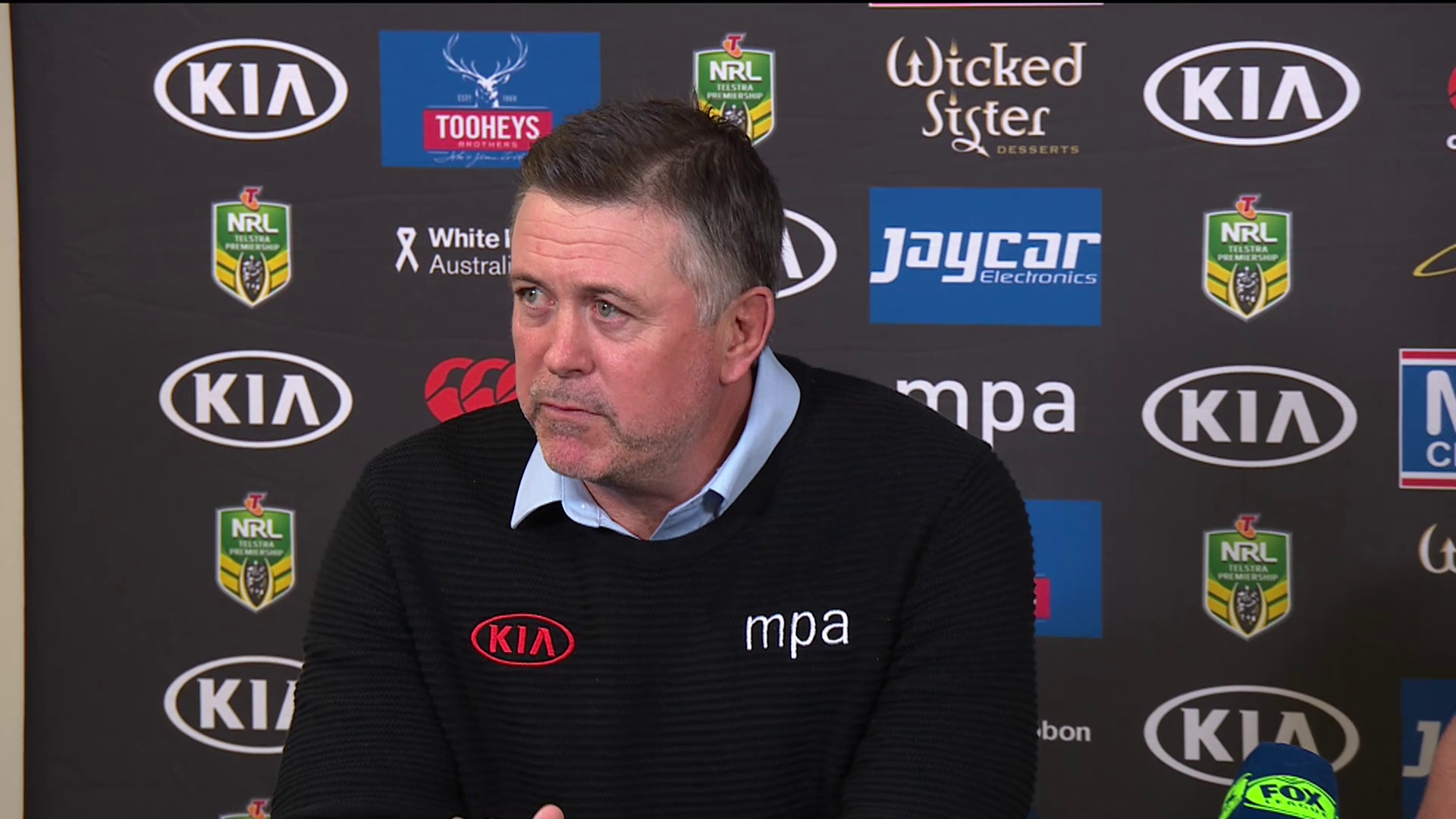 Bulldogs press conference - Round 14, 2018