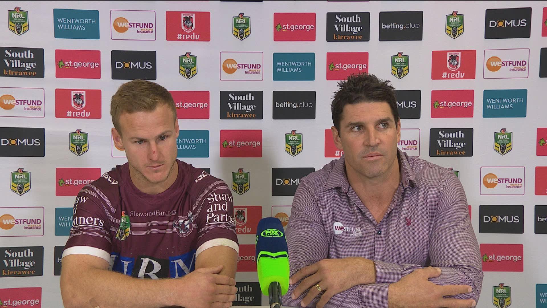 Sea Eagles press conference – Round 15