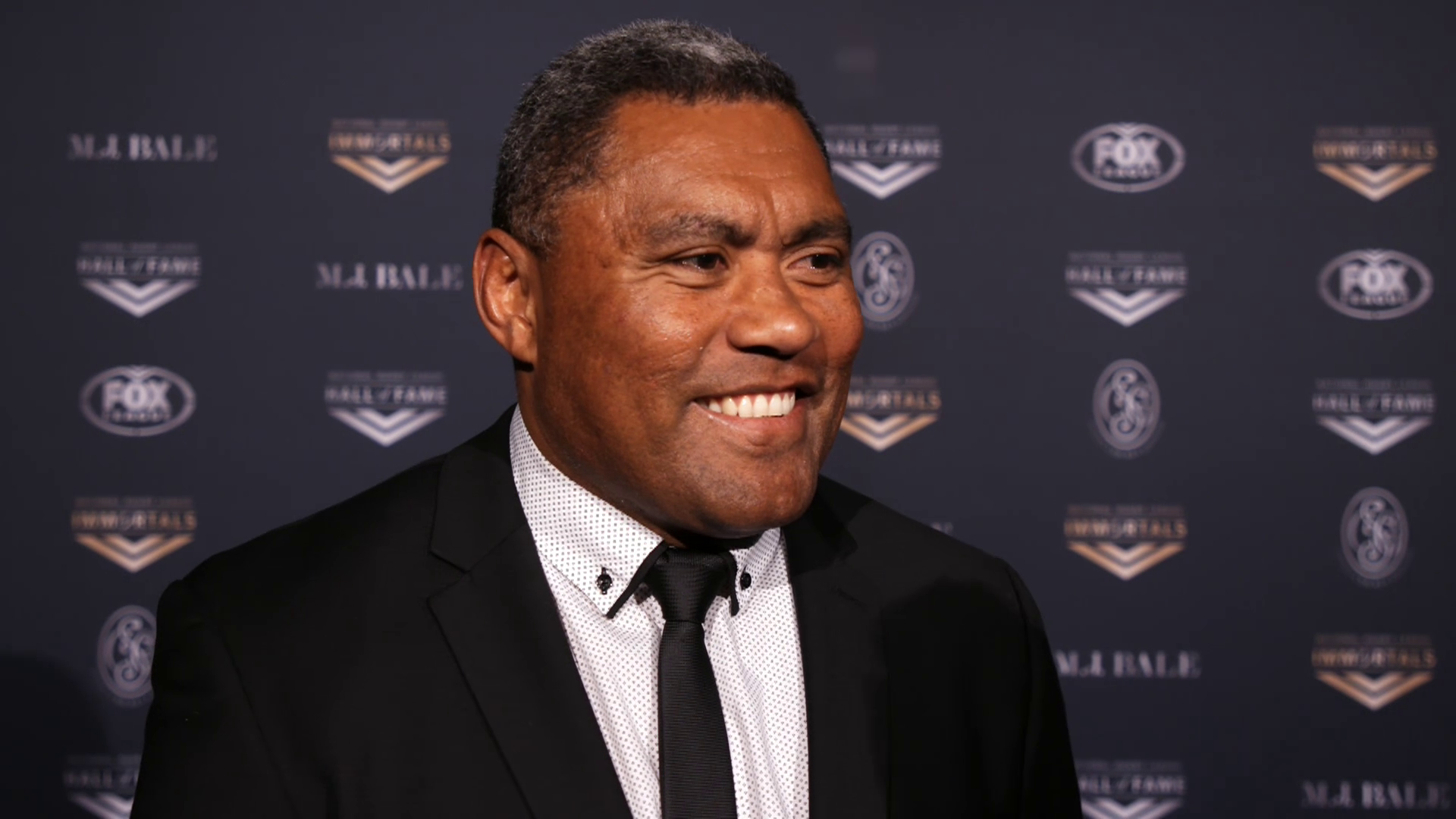 Petero Civoniceva inducted into the Hall of Fame