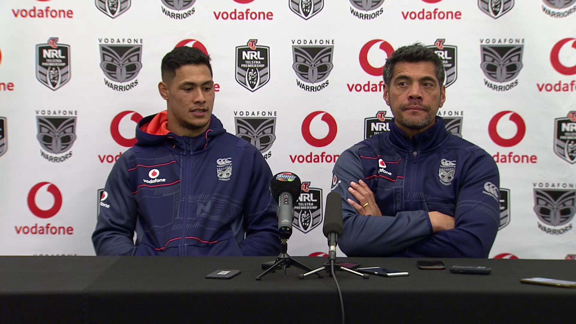 Warriors press conference: Round 22, 2018