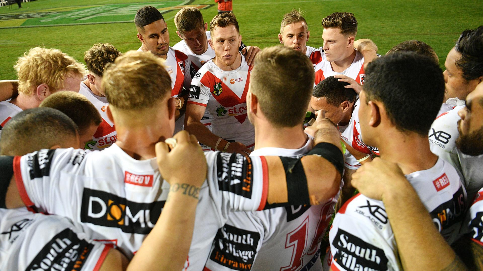 Extended Highlights: Wests Tigers v Dragons – Round 23, 2018
