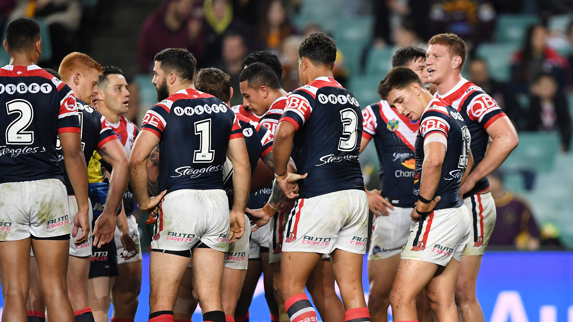 Extended Highlights: Roosters v Broncos - Round 24, 2018