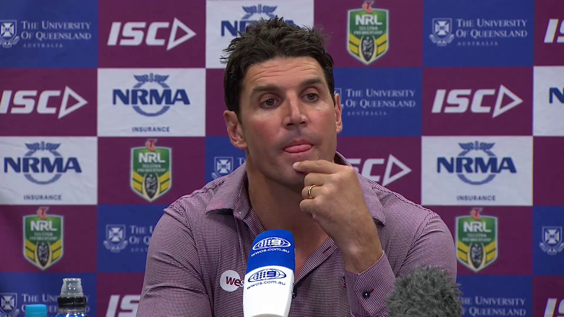 Sea Eagles press conference: Round 25, 2018