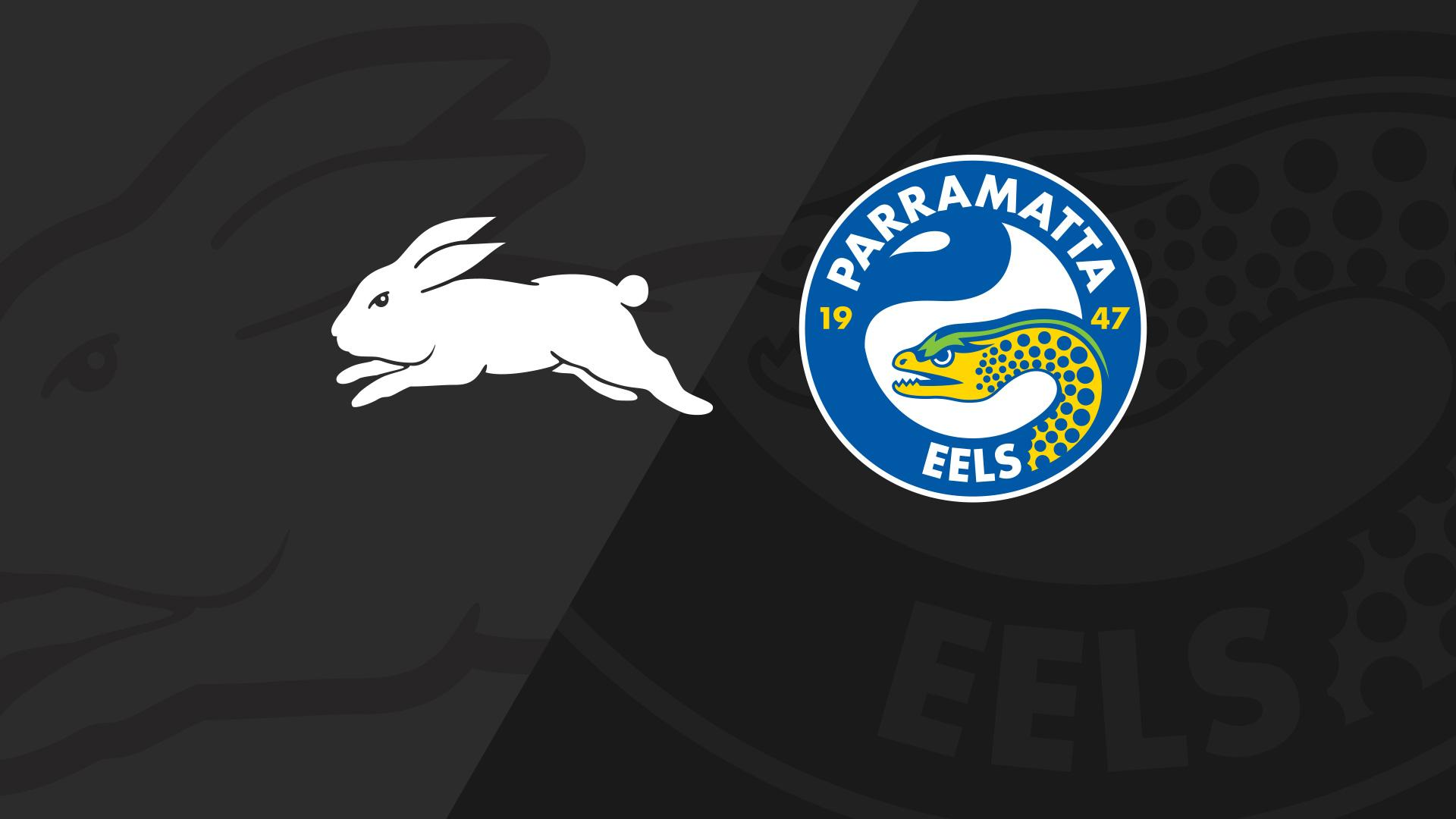 Full Match Replay: Rabbitohs v Eels - Round 20, 2018