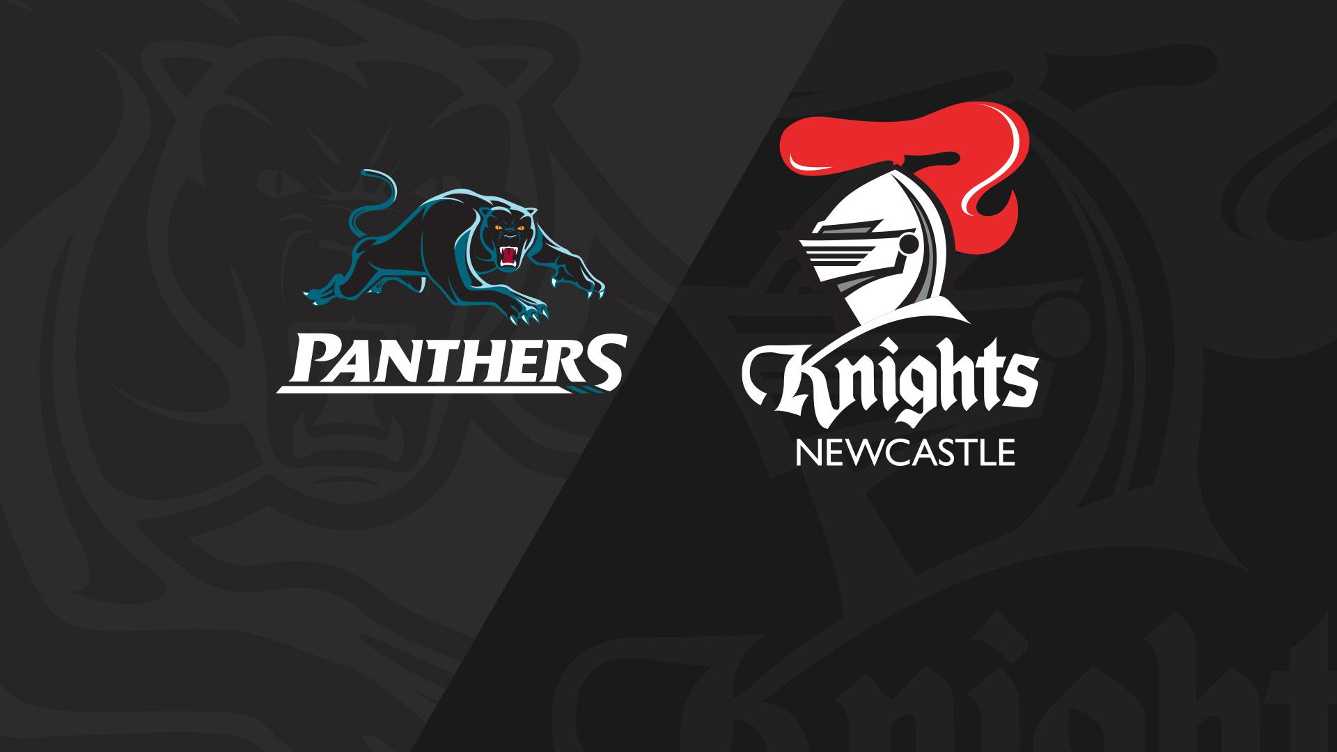 Full Match Replay: Panthers v Knights - Round 23, 2018