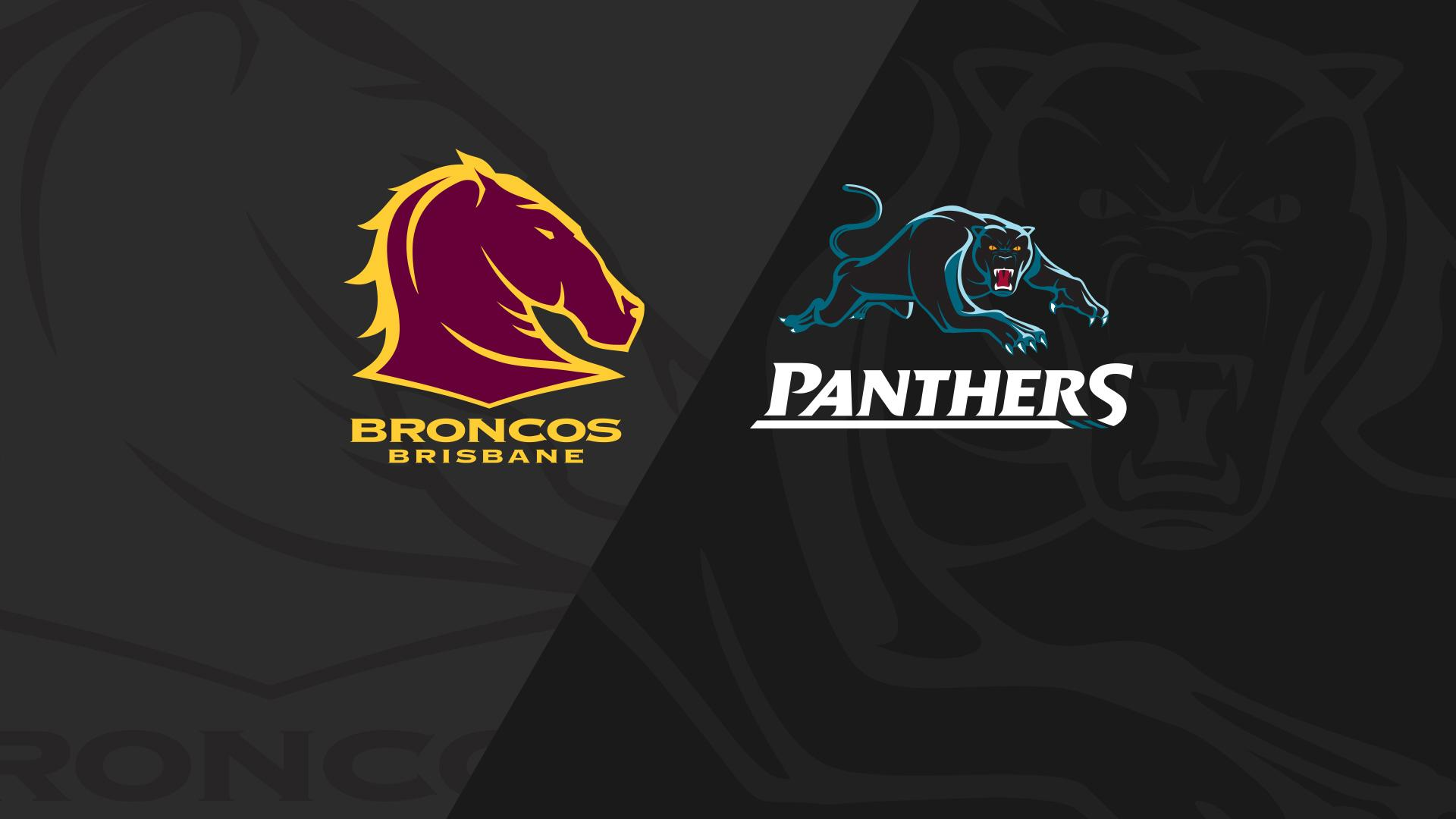 Full Match Replay: Broncos v Panthers - Round 19, 2018