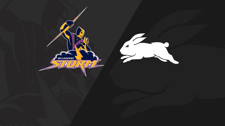 Extended Highlights: Storm v Rabbitohs - Finals Week 1, 2018