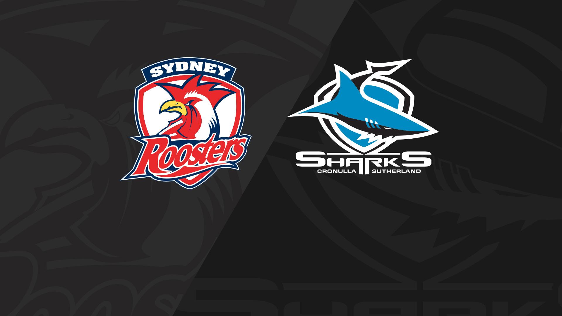 Extended Highlights: Roosters v Sharks – Finals Week 1, 2018