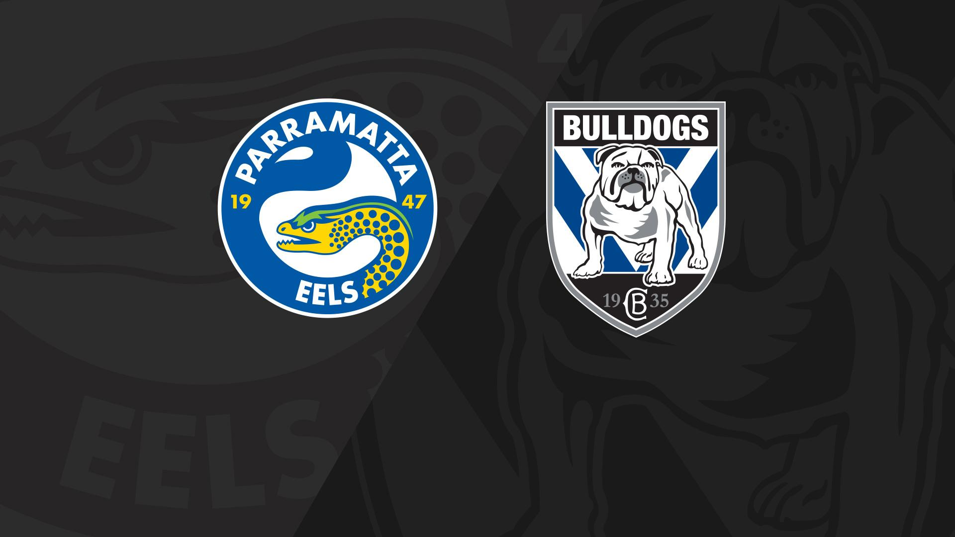Full Match Replay: Eels v Bulldogs - Round 19, 2018