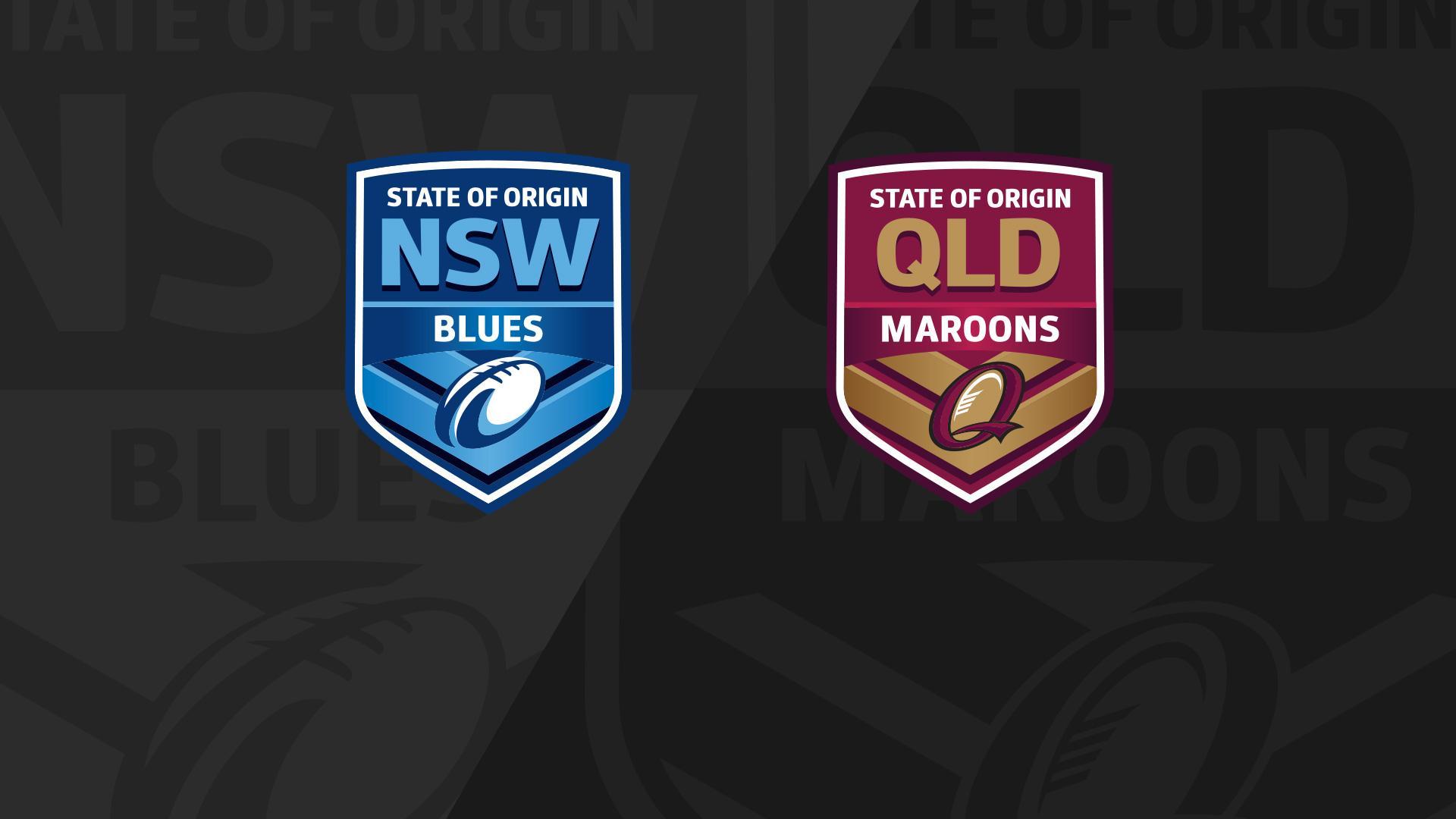 Full Match Replay: SOO U16 NSW v QLD, Round 01, 2018