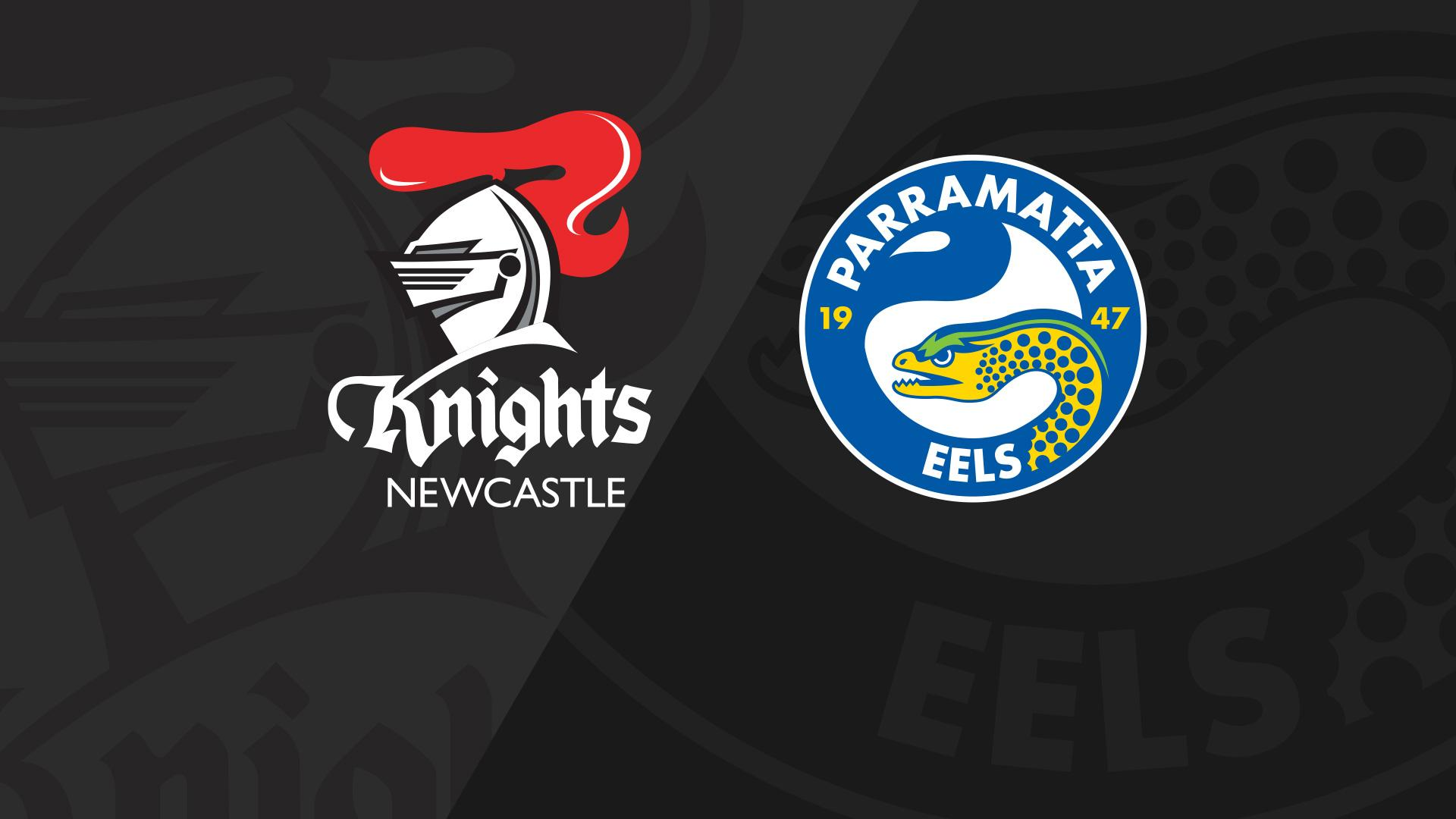 Full Match Replay: Knights v Eels - Round 18, 2018