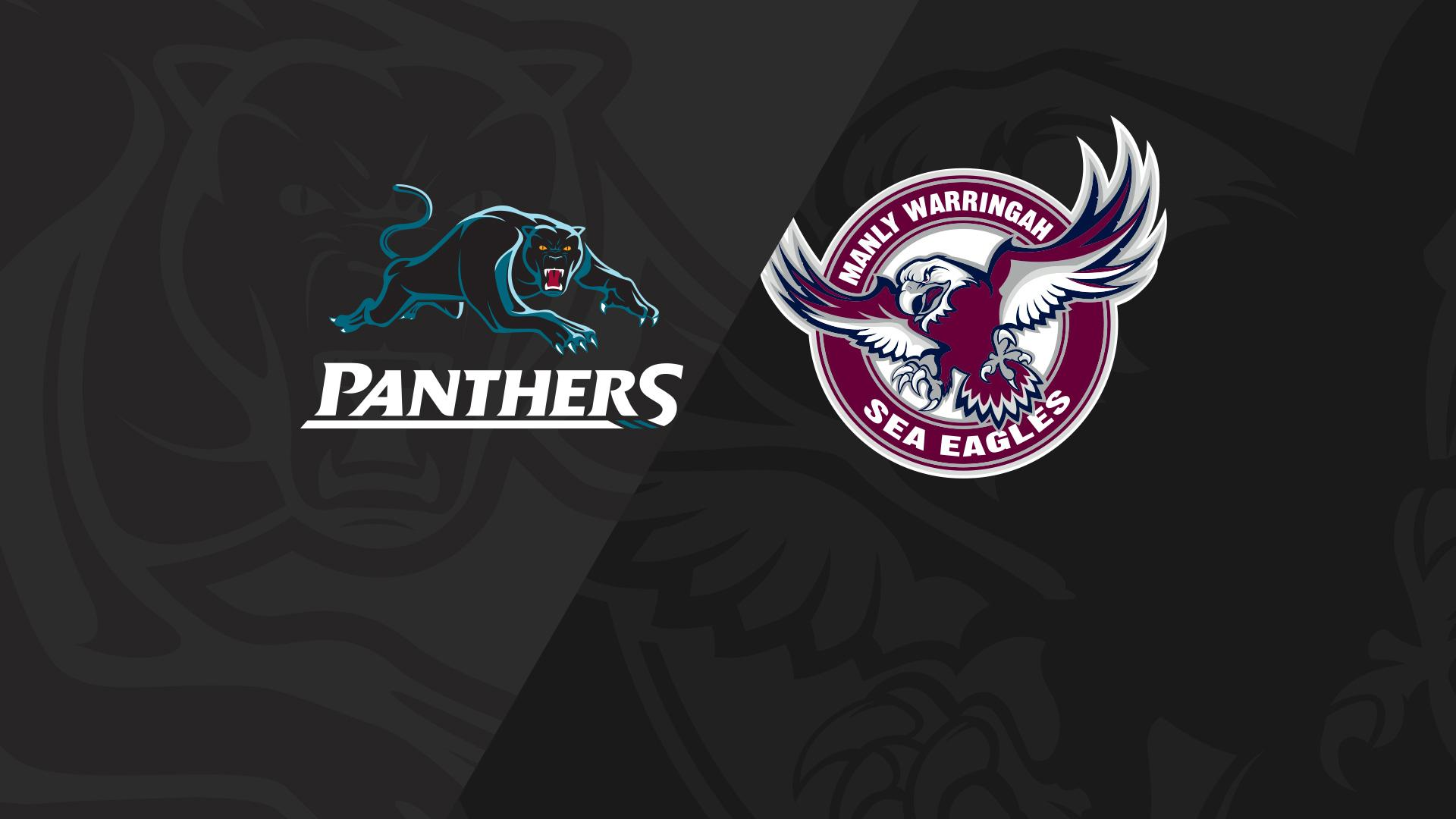 Full Match Replay: Panthers v Sea Eagles - Round 16, 2018