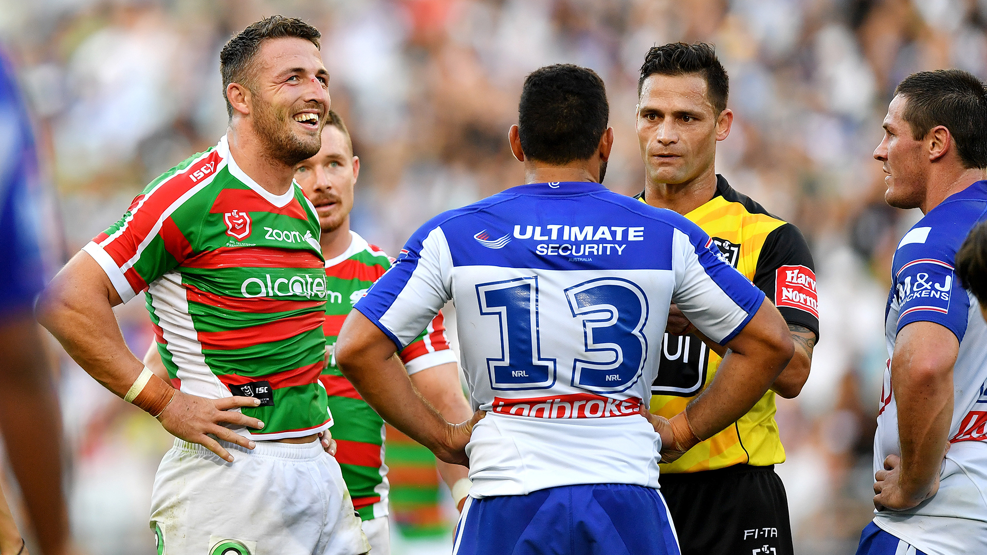 Bennett: Referees easing off the whistle is impacting the game